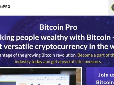 Read: Why Bitcoin Pro Isn't A Scam | {SITE_NAME}