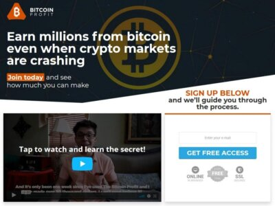 Find Out Is Bitcoin Profit  A Scam Or No | {SITE_NAME}