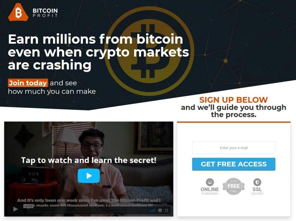 platforma bitcoin profit